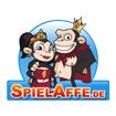 Marken logo spielaffe.de
