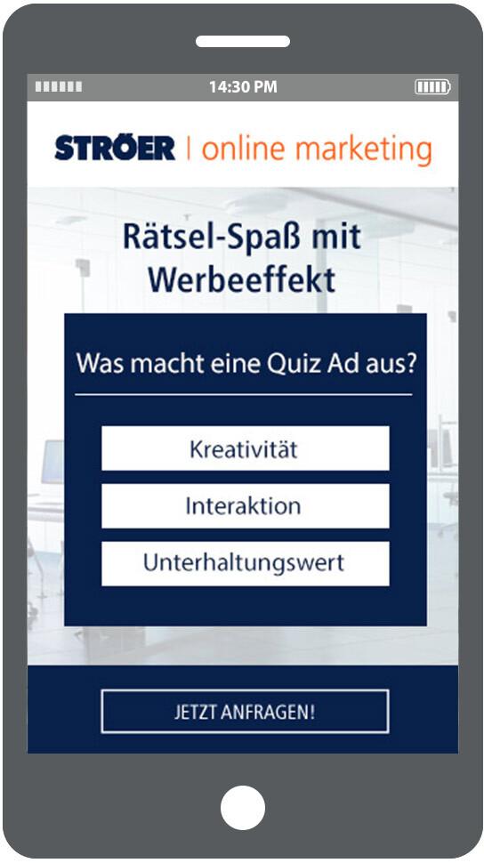 Handy Quiz Ad